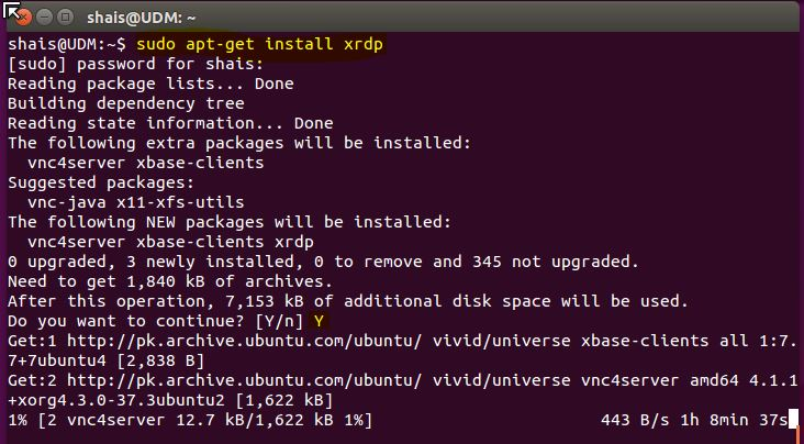 How to Remote Access Windows 10 via Ubuntu and Vise Versa?