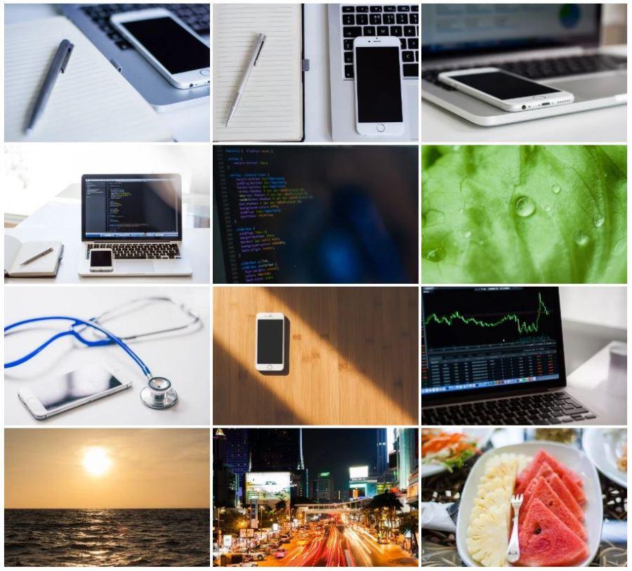 Best Free Stock Photo Websites - NegativeSpace - Technig