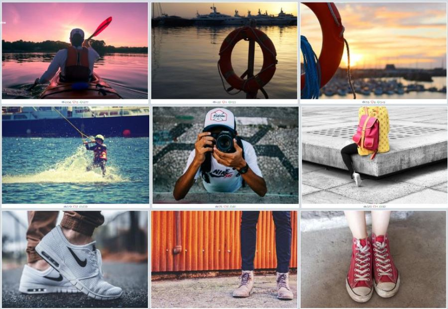 Best Free Stock Photo Websites - Stocksnap - Technig
