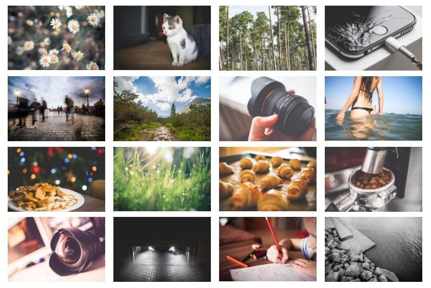 Free Stock Photo Websites - Technig