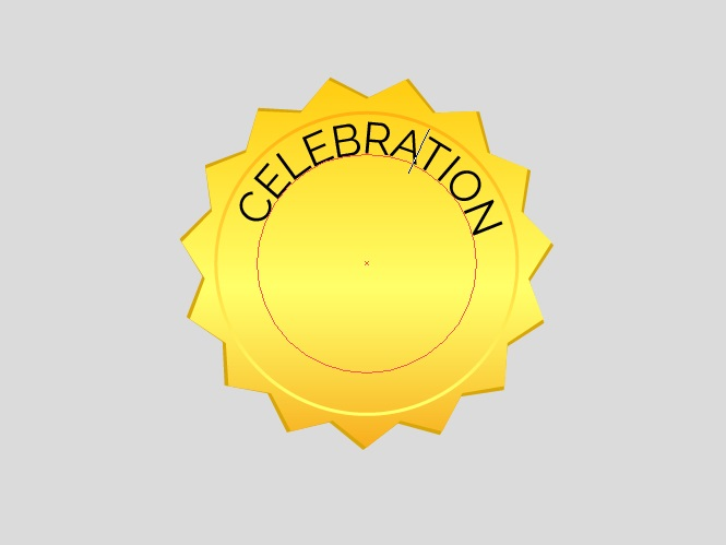 Create Anniversary Badge Inside Illustrator - Technig