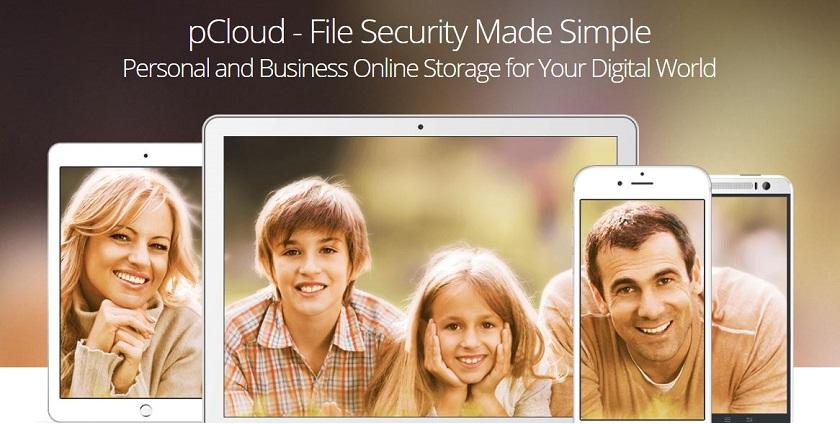pCloud Best Business Cloud services