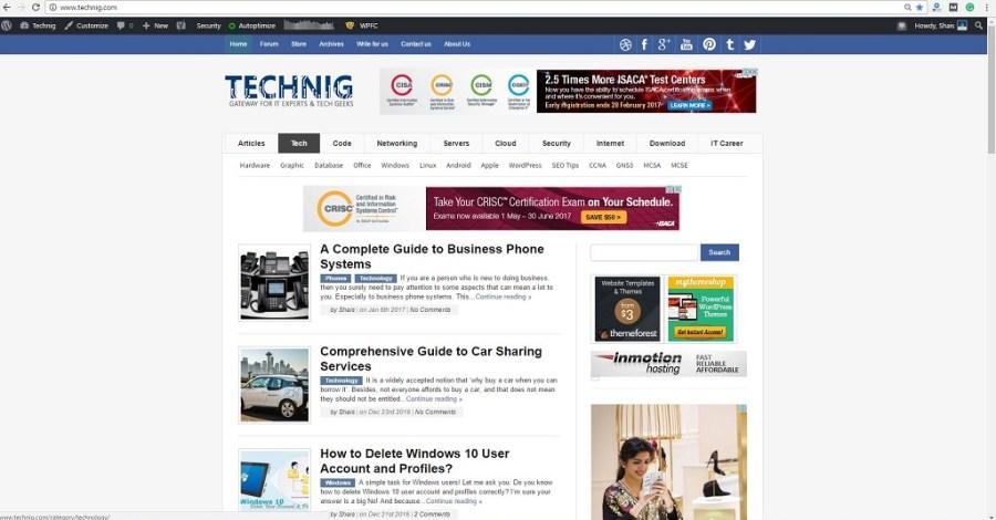 Change Google Chrome Default Zoom Level - Technig
