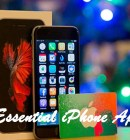 25 Essential iPhone Apps - Technig