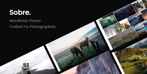 Top 10 WordPress Photography Themes 2017- 10