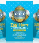 Design Easter Event Flyer Using Photoshop - Technig