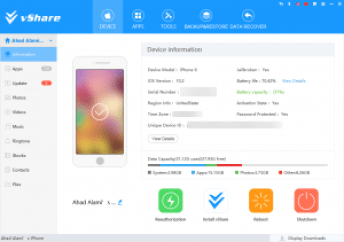 Download Paid Apps for iOS with vShare without Jailbreak