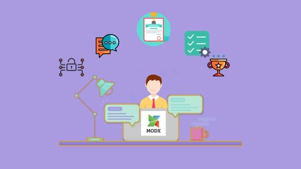MODX - 10 Best Content Management System 2017