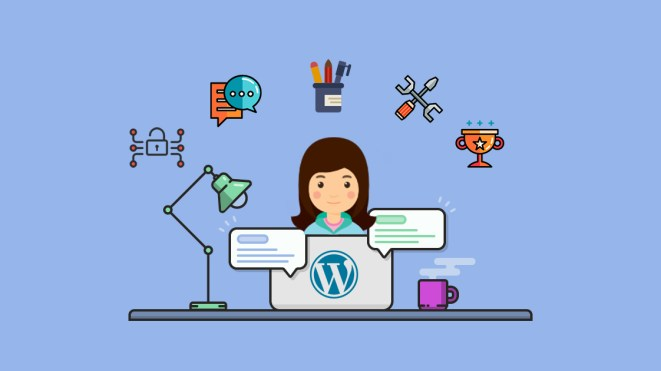 WordPress - 10 Best Content Management System 2017