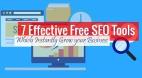 7 Effective Free SEO Tools Instantly Grow your Business online marketing - Technig