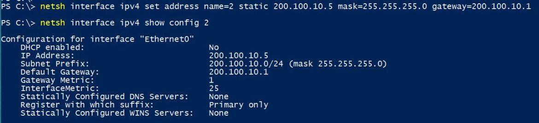 Change IP Address in Windows 10 using Command Line - Technig