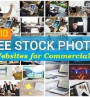 Free Stock Photo Websites for Commercial Use - Technig