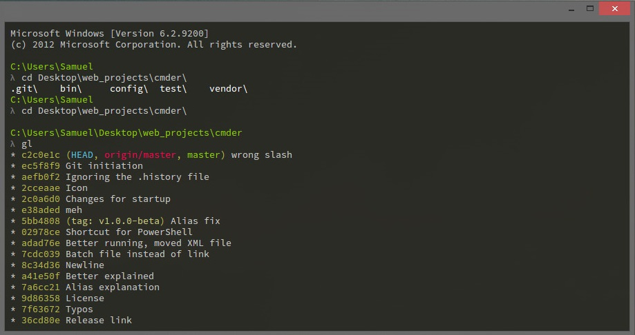 Best Command Prompt Alternatives In Windows Technig