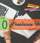 10 Freelance Websites to Hire a Developer and Freelance Web Designer - Technig