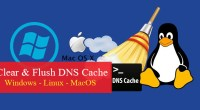 Clear and Flush DNS Cache in Windows 10, Linux and MacOS - Technig