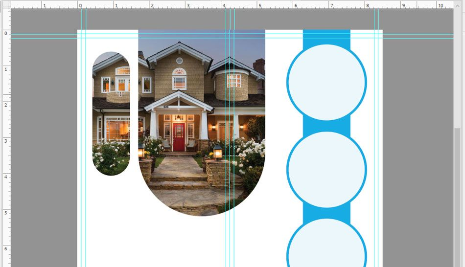 How To Create Real Estate Flyer Design In Photoshop Technig - Photoshop real estate flyer templates