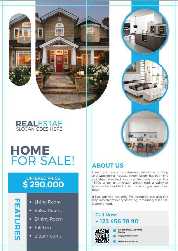 Final Real Estate Flyer Design - Technig