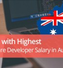 Highest Software Developer Salary in Australia Based on Cities - Technig