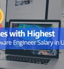 Highest Software Engineer Salary in United State Based on Cities