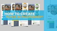 How to Create Real Estate Flyer Design in Photoshop - Technig