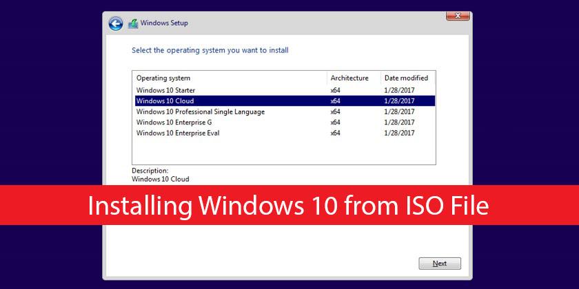 Iso file windows 10 enterprise | Download windows 1809 enterprise