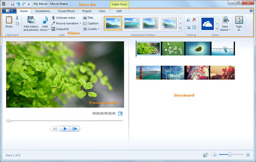 Movie Maker Free Video Editing Software - Technig