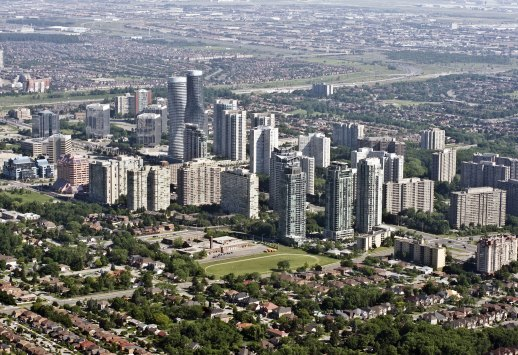 The Mississauga City