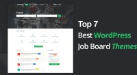 Top 7 Best WordPress Job Board Themes