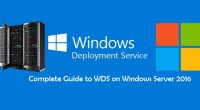 Configure WDS on Windows Server 2016