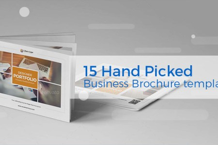 Best Hand Picked Print Ready Business Brochure Templates For - Print brochure templates