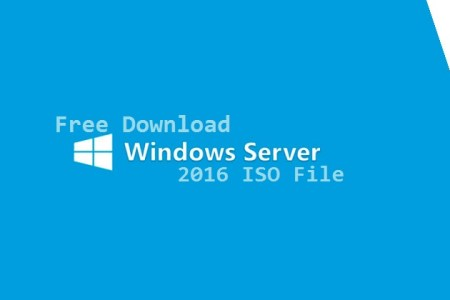 Free Download Windows Server 2016 ISO File Full version