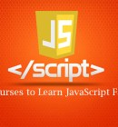 Online Classes to Learn JavaScript Faster in 2018 - Technig