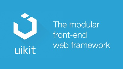 UIkit - A lightweight and modular front-end framework