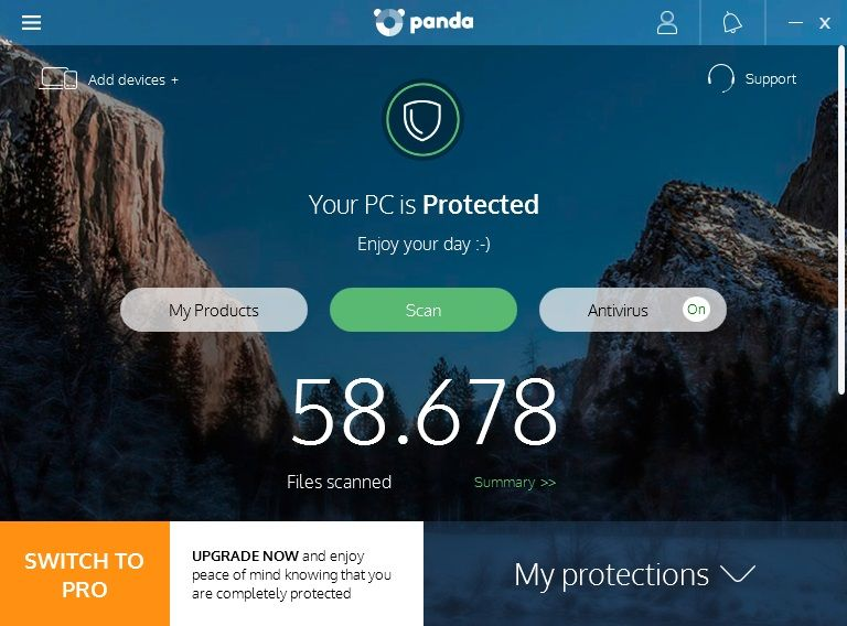 Panda Protection is the best free antivirus software - Technig