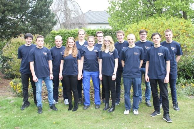 Das Projektteam