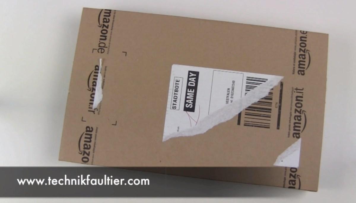 Amazon Evening Express Zu Spät