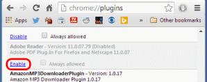 Google Chrome: Open PDF in Adobe Reader