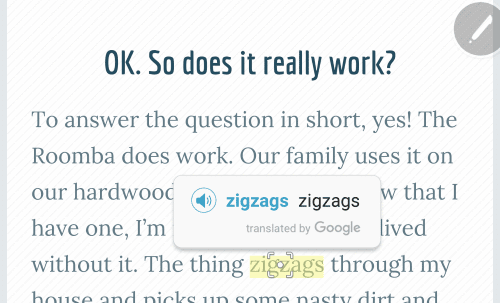 Note 7 Translate