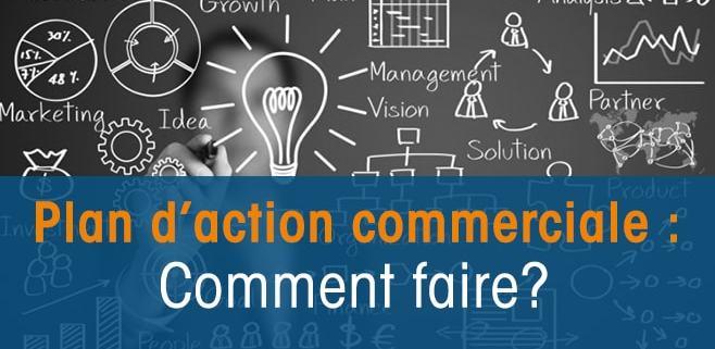 Plan d'Action Commerciale Exemple PDF