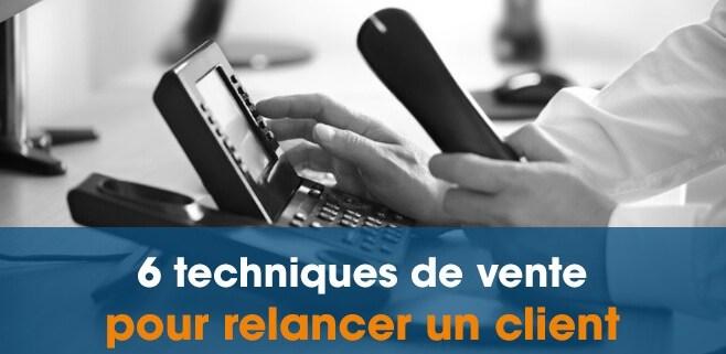 relance client