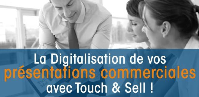 Digitalisation Présentation Commerciale