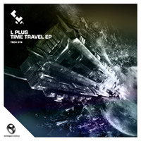 Tech076 - L Plus - Time Travel EP