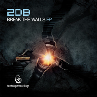 Tech085 - 2DB - Break The Walls EP