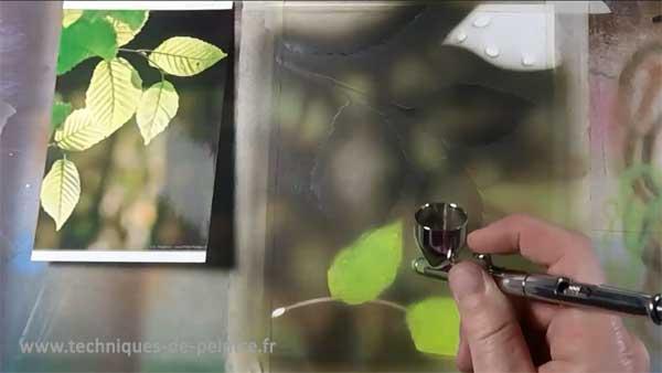03-peindre-les-feuilles-d'arbre-à-main-levée-techniques-de-peintre