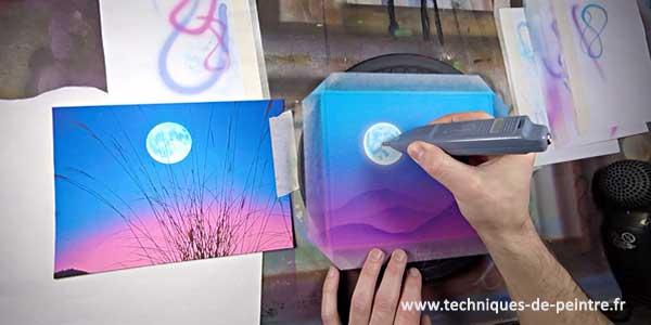 peindre-lune-gomme-electrique-techniques-de-peintre