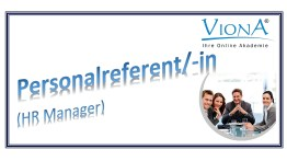 TAS - VIONA-Personalreferent-in (HR Manager)