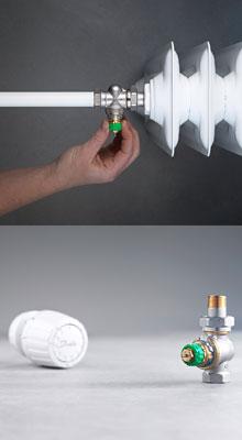 danfoss dynamic valve