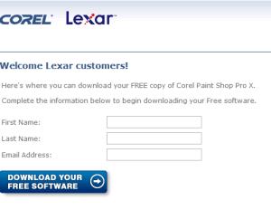 corel-welcome-lexar-customers_1239675419651