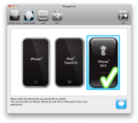 Pwnage Tool 3.1.3 to Unlock iPhone 3GS 3.1
