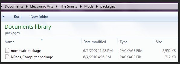 How to Install Mods in Sims 3 Ambitions